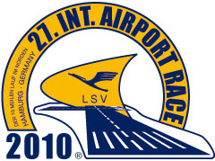 logo airport race 2010